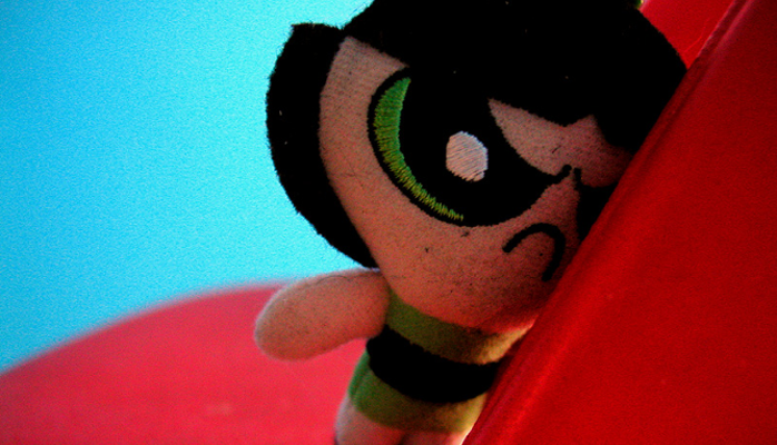 Cranky Buttercup by sharyn morrow (flickr)
